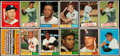 Baseball Cards:Lots, 1961 Topps Baseball Collection (51) With Many Stars. ...