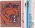 Books:Art & Architecture, [Marc Chagall]. Julien Cain, Fernand Mourlot and Charles Sorlier. The Lithographs of Chagall. New York and Boston: V... (Total: 6 Items)