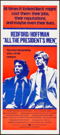 """Movie Posters:Drama, All the President's Men & Others Lot (Warner Brothers, 1976). Australian Daybills (3) (13"""" X 28"""" & 13"""" X 30""""). Drama.. ... (Total: 3 Items)"""