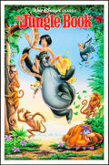 """Movie Posters:Animation, The Jungle Book & Other Lot (Buena Vista, R-1990). One Sheet (27"""" X 41"""") & Poster (22"""" X 32""""). Animation.. ... (Total: 2 Items)"""