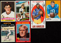 Baseball Cards:Lots, 1969-85 Topps Multi-Sport Collection (72) With Stars &HoFers....