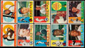 Baseball Cards:Lots, 1960 Topps Baseball Collection (349). ...