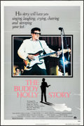 """Movie Posters:Rock and Roll, The Buddy Holly Story (Columbia, 1978). One Sheets (2) (27"""" X 41"""") Styles A & B. Rock and Roll.. ... (Total: 2 Items)"""