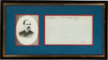 Autographs:Non-American, William Osler Typed Letter Signed ...