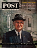 Autographs:U.S. Presidents, Harry S. Truman Signed Post Magazine. ...