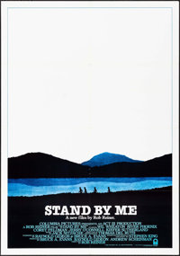 "Stand By Me (Columbia, 1986). International One Sheet (27"" X 41""). Adventure"