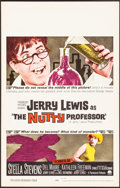 Movie Posters:Comedy, The Nutty Professor (Paramount, 1963). Very Fine. ...