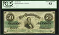 Confederate Notes:1862 Issues, T50 $50 1862 PF-13 Cr. 360.. ...