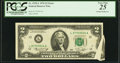 Error Notes:Foldovers, Fr. 1935-L $2 1976 Federal Reserve Note. PCGS Very Fine 25.. ...
