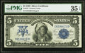Large Size:Silver Certificates, Fr. 273 $5 1899 Silver Certificate PMG Choice Very Fine 35 EPQ.....