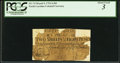 Colonial Notes:North Carolina, North Carolina March 9, 1754 2s 8d Snail PCGS About Good 03.. ...