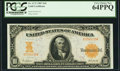 Large Size:Gold Certificates, Fr. 1171 $10 1907 Gold Certificate PCGS Very Choice New 64PPQ.. ...
