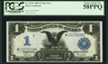 Large Size:Silver Certificates, Fr. 235* $1 1899 Silver Certificate PCGS Choice About New 58PPQ.....