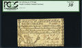 Colonial Notes:South Carolina, South Carolina February 8, 1779 $60 PCGS Very Fine 30.. ...