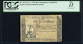 Colonial Notes:North Carolina, North Carolina May 17, 1783 40s Angel Gabriel and church Contemporary Counterfeit PCGS Fine 15.. ...