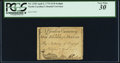 Colonial Notes:North Carolina, North Carolina April 2, 1776 $1/8 Sculpin PCGS Very Fine 30.. ...