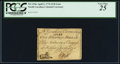 Colonial Notes:North Carolina, North Carolina April 2, 1776 $1/8 Lion PCGS Very Fine 25.. ...
