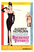 Movie Posters:Romance, Breakfast at Tiffany's (Paramount, 1961). One Shee...