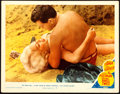 "Movie Posters:Film Noir, The Postman Always Rings Twice (MGM, 1946). Lobby Card (11"" X14"").. ..."