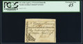 Colonial Notes:North Carolina, North Carolina April 2, 1776 $1/16 Butterfly PCGS Extremely Fine 45.. ...