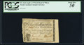 Colonial Notes:North Carolina, North Carolina April 2, 1776 $4 Sheaf of wheat PCGS About New 50.. ...