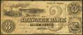 Obsoletes By State:Indiana, Attica, IN- Shawnee Bank $3 July 1, 1854 G4 Wolka 23-2. ...