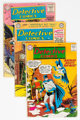 Detective Comics Group of 12 (DC, 1953-59) Condition: Average FR.... (Total: 12 Comic Books)