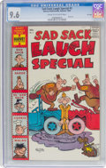 Silver Age (1956-1969):Humor, Sad Sack Laugh Special #3 File Copy (Harvey, 1959) CGC NM+ 9.6 Cream to off-white pages....