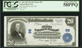 Ironton, OH - $20 1902 Plain Back Fr. 650 The First NB Ch. # 98