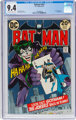 Batman #251 (DC, 1973) CGC NM 9.4 Off-white to white pages