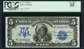 Large Size:Silver Certificates, Fr. 277 $5 1899 Silver Certificate PCGS Very Fine 35.. ...