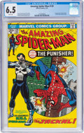 Bronze Age (1970-1979):Superhero, The Amazing Spider-Man #129 (Marvel, 1974) CGC FN+ 6.5 Whitepages....