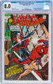 The Amazing Spider-Man #101 (Marvel, 1971) CGC VF 8.0 Off-white to white pages