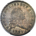 Early Half Dollars, 1795 50C 2 Leaves, A Over E in STATES, O-113a, T-14, R.4, ...