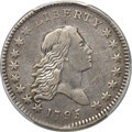 Early Half Dollars, 1795 50C 2 Leaves, O-110, T-21, R.3, XF40 PCGS. To...