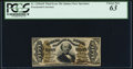 Fractional Currency:Third Issue, Fr. 1330aSP 50¢ Third Issue Spinner Narrow Margin Face PCGS Choice New 63.. ...