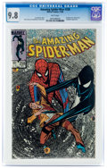 Modern Age (1980-Present):Superhero, The Amazing Spider-Man #258 (Marvel, 1984) CGC NM/MT 9.8 White pages....