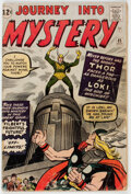 Silver Age (1956-1969):Superhero, Journey Into Mystery #85 (Marvel, 1962) Condition: GD....