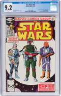 Modern Age (1980-Present):Science Fiction, Star Wars #42 (Marvel, 1980) CGC NM- 9.2 Off-white to whitepages....