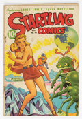 Golden Age (1938-1955):Science Fiction, Startling Comics #48 (Better Publications, 1947) Condition: GD....