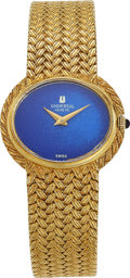 Estate Jewelry:Watches, Universal Geneve Lady's Gold Watch. ...
