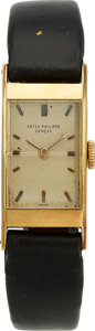 Estate Jewelry:Watches, Patek Philippe Lady's Gold Watch. ...