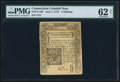 Colonial Notes:Connecticut, Connecticut June 7, 1776 3s PMG Uncirculated 62 Net.. ...