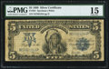 Large Size:Silver Certificates, Fr. 281 $5 1899 Silver Certificate PMG Choice Fine 15.. ...