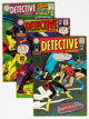 Detective Comics Group of 5 (DC, 1967-71) Condition: Average VF+.... (Total: 5 Comic Books)