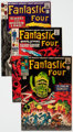 Fantastic Four Group of 7 (Marvel, 1966-68).... (Total: 7 Comic Books)