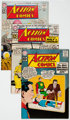 Action Comics Group of 9 (DC, 1960s) Condition: Average VF.... (Total: 9 Comic Books)