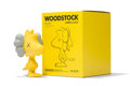 Fine Art - Sculpture, American:Contemporary (1950 to present), KAWS X Peanuts. Woodstock, 2012. Painted cast vinyl. 6-3/4 x4-3/4 x 4-1/2 inches (17.1 x 12.1 x 11.4 cm) (toy). 9-1/4 x...