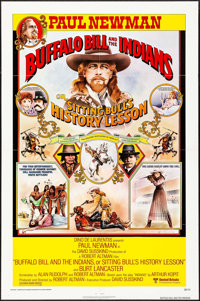Buffalo Bill and the Indians, or Sitting Bull's History Lesson & Others Lot (United Artists, 1976). One Sheets (3) (...