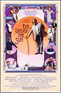 """Evil Under the Sun & Others Lot (Universal, 1982). One Sheets (3) (27"""" X 41""""). Mystery. ... (Total: 3..."""